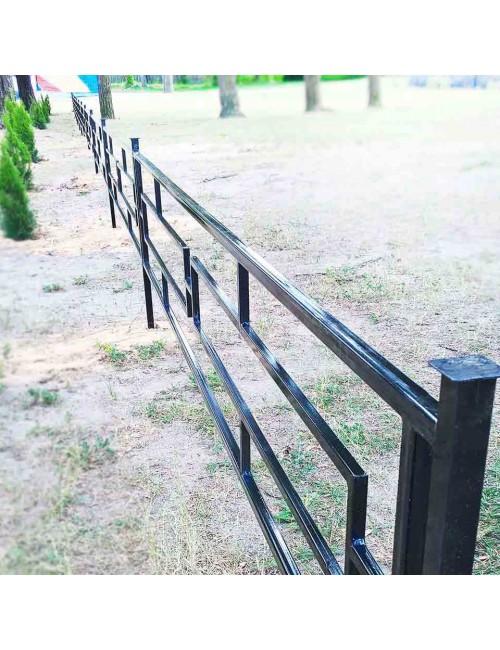 Установка ограды на кладбище в Жодино и в Минске.